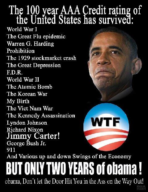 100years versus Obama